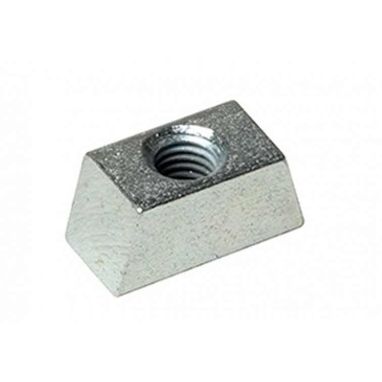 Unistrut Zinc Plated Wedge Nuts M10 (WNM10)